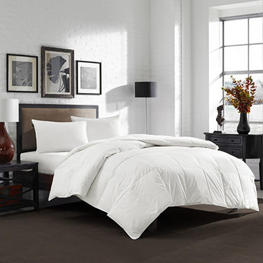 eddie bauer 550fill power white down comforter