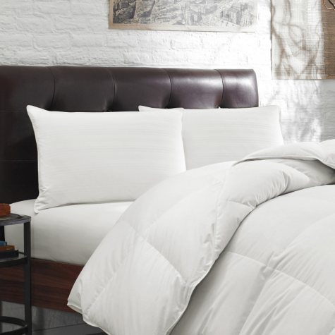 Eddie Bauer 600 Fill Power White Goose Down Pillow - Various Sizes