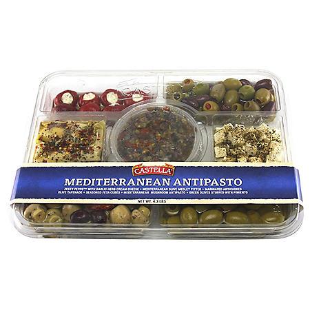 Mediterranean Tapas Platter (4.3 lbs.)