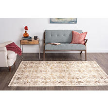 Concept Filigree Area Rug, Cream (Assorted Sizes)