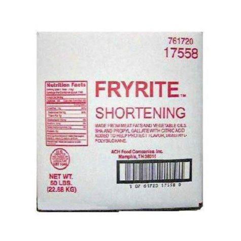 Fryrite Shortening (50 lbs.)