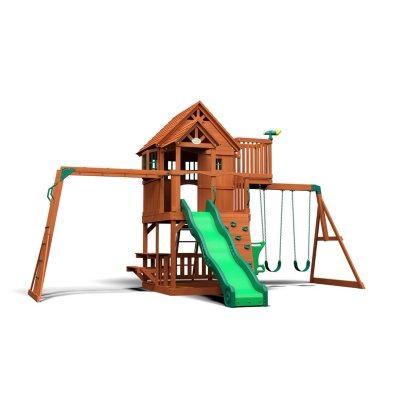 360 spin - Cedar Swing Sets