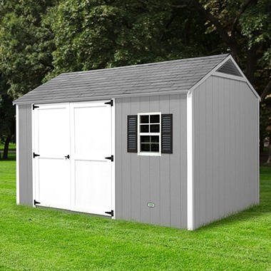 Backyard Discovery 12 X 8 Outlander Outdoor Shed Sam S