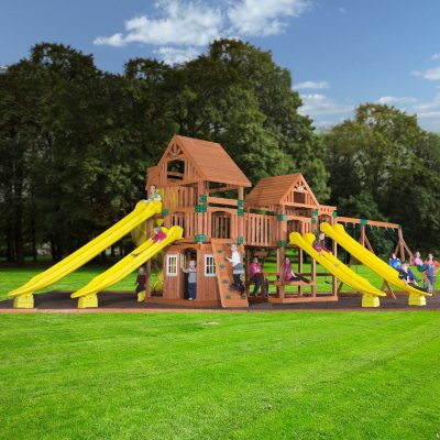 Swing Sets Outdoor Playsets For Kids Sams Club