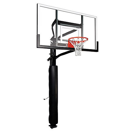 "LT PRO Series 72"" In-Ground Basketball Goal with Free Installation"