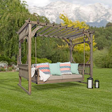 Backyard Discovery Hanging Lounger