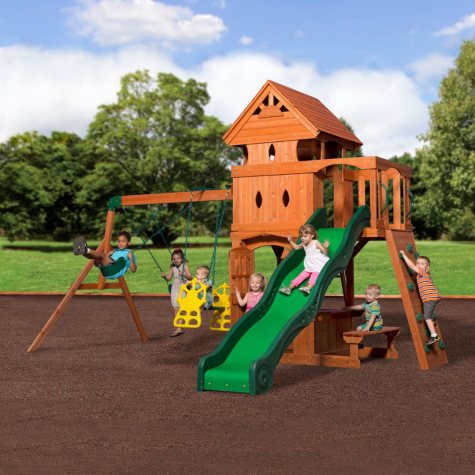 Monterey Cedar Swing/Play Set