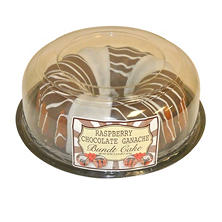 Raspberry Chocolate Ganache Bundt Cake (54 oz.)