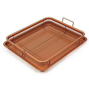 Copper Chef Crisper Pro Xl Sam S Club