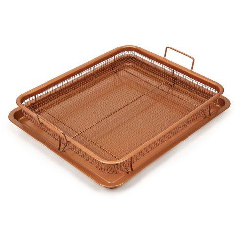 Copper Chef Crisper Pro XL