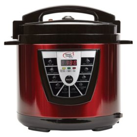 Tristar 8 Qt. Power Cooker Plus