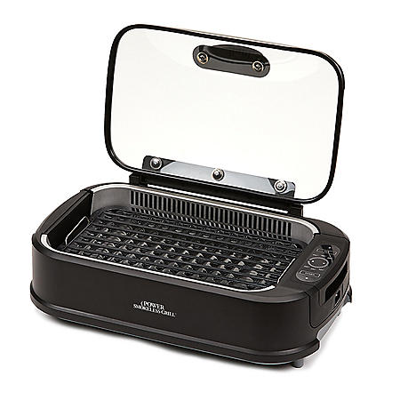 Power Smokeless Grill