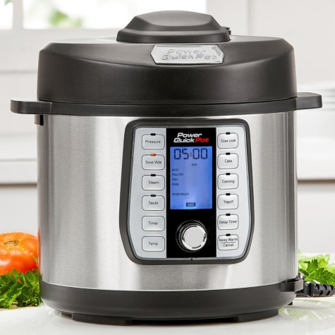 6-Quart Power Quick Pot Pressure Cooker