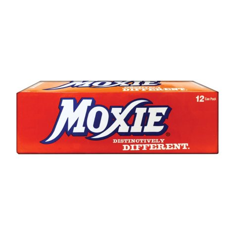 Moxie (12 oz., 12 pk.)