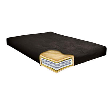 Contour Coil Luxe 8000 Futon Mattress - Full