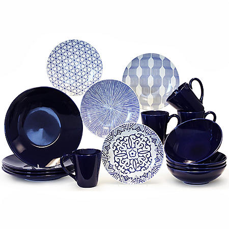 16-Piece Hvar Dinnerware Set