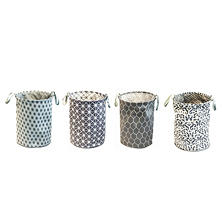 Jumbo Fabric Hamper (Various Designs)