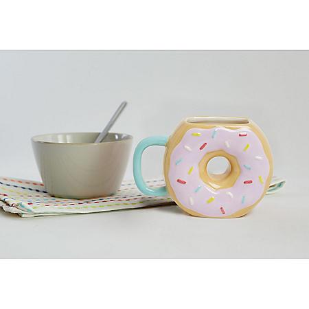 6-Piece Donut Mug Set