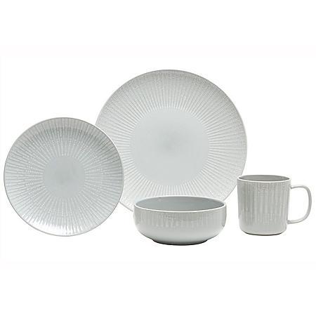 16-Piece Burst Dinnerware Set