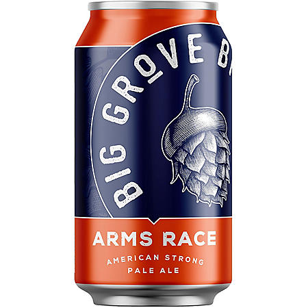 Big Grove Arms Race American Strong Pale Ale (12 fl. oz. can, 6 pk.)