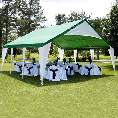 20X20 EVENT TENT PARTY