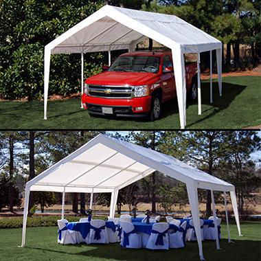 Canopy Replacement Cover - 12u0027 x 20u0027 & Canopy Replacement Cover - 12u0027 x 20u0027 - Samu0027s Club
