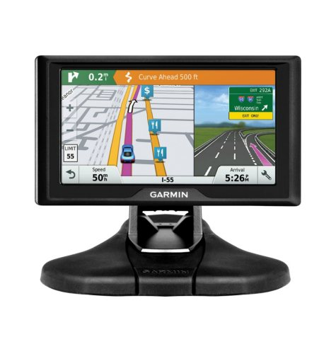 Garmin Drive 60LMT with Dash Mount