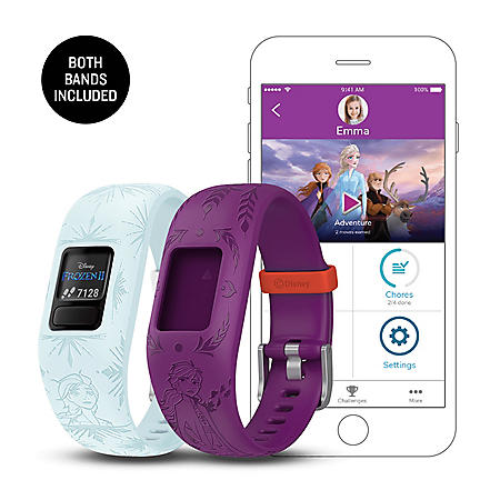 Garmin vívofit jr. 2 - Frozen 2 Bundle