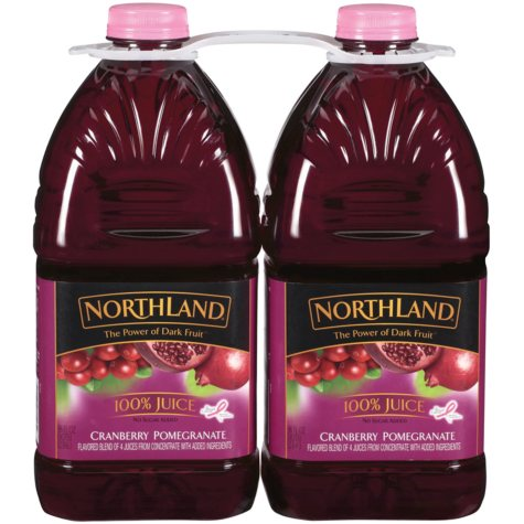 Cran Pomegranate Juice
