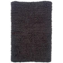 Flokati New Shag Rug, Grey (Assorted Sizes)