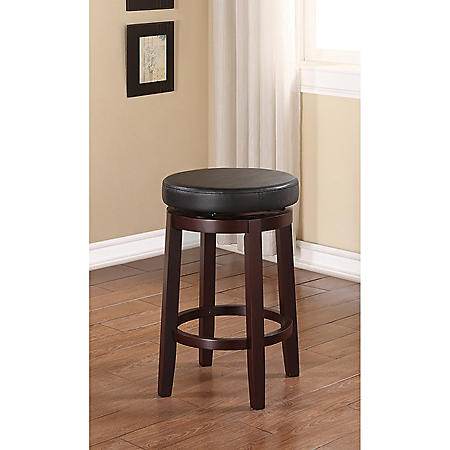 Maya Backless Counter Stool (Assorted Colors)