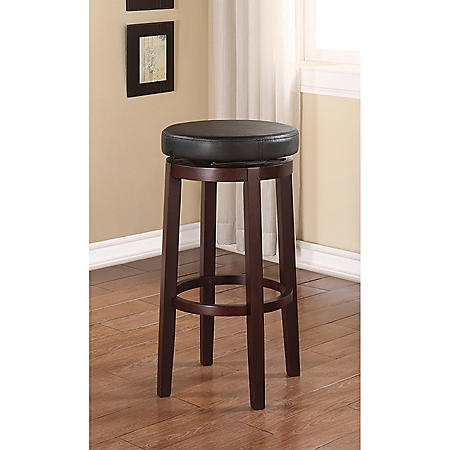 Maya Backless Bar Stool (Assorted Colors)