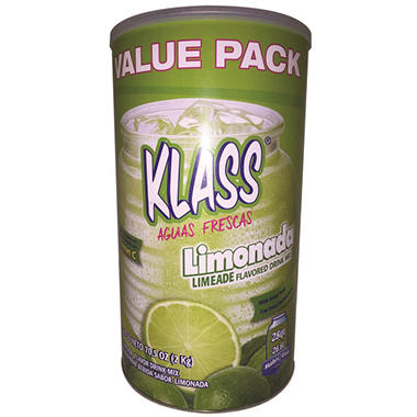 Klass Limonada Drink Mix (makes 28 servings)