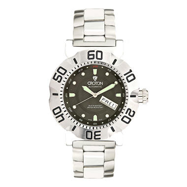 Croton Men's Vortex Diver Watch