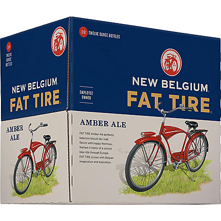 FAT TIRE 12 / 12 OZ BOTTLES