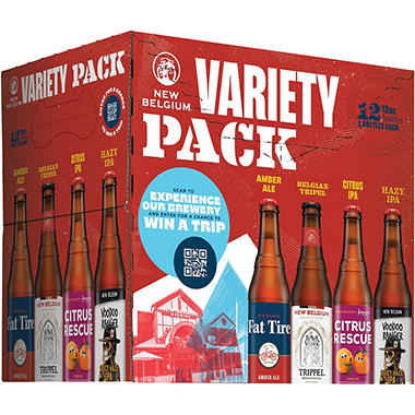 NEW BELGIUM FOLLY 12 / 12 OZ BOTTLES