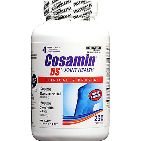 Cosamin®DS Capsules, for Joint Health (230 ct.)