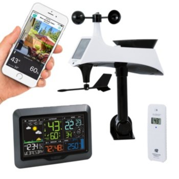 La Crosse Technology Professional Weather Station