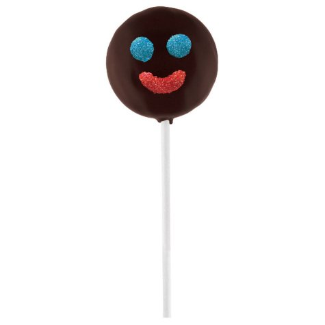 Ricolino Paleta Payaso Chocolate Covered Marshmallow Lollipop (18 ct.)