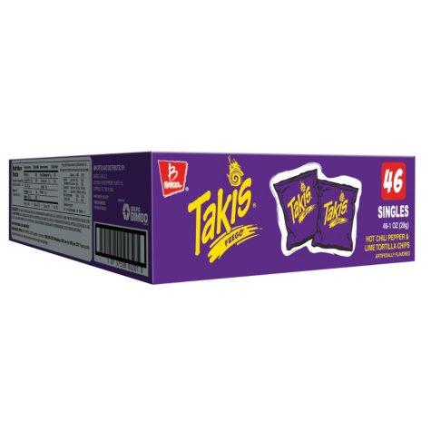 Takis Fuego (1 oz., 46 ct.)