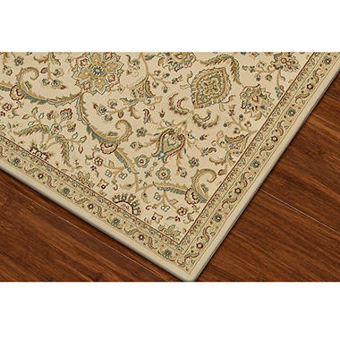 Malta Collection Area Rug (Assorted Sizes and Colors)