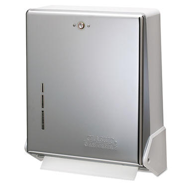 San Jamar True Fold, C-Fold or Multi-Fold Towel Dispenser