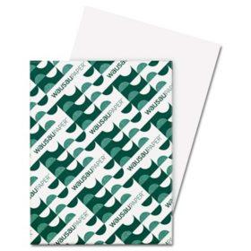Wausau - Exact Index Card Stock, 90lb, 94 Bright, White - 250 Sheets