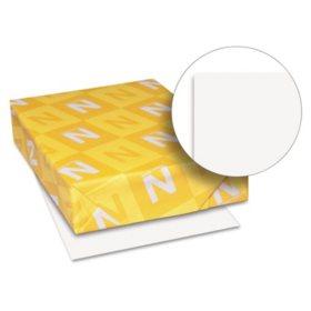 Wausau - Exact Index Card Stock, 110lb, White - 250 Sheets