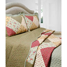 Vintage Classics Collection Oakridge Quilt Set