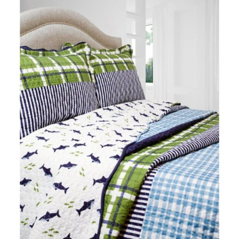 Vintage Classics Collection Royce Quilt Set