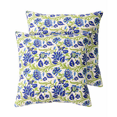 Jeanette Decorative Pillows, Set of 2