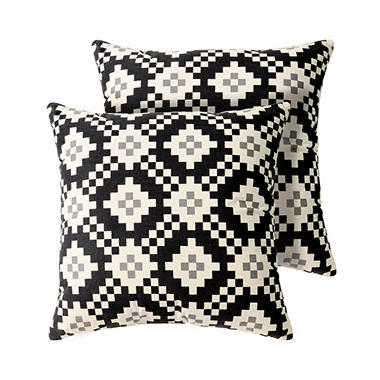 Wadsworth Decorative Pillows, Set of 2