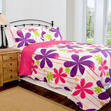 Home ID Collection Pandora Quilt Set