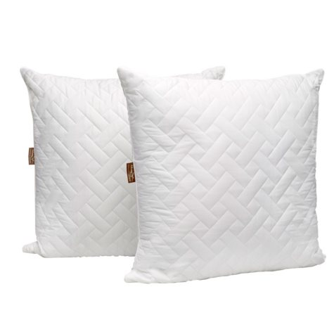 Panama Jack Quilted Pillow, Twin Pack (Assorted Sizes)